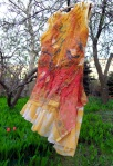 sukienka - tył